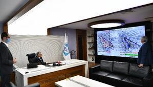 Sahabiye kentsel dönüşüm toplantısı online yapıldı
