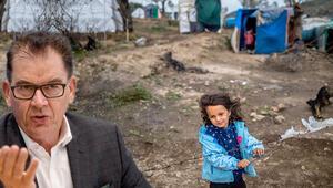'Yunanistan'daki kamplarda durum utanç verici'