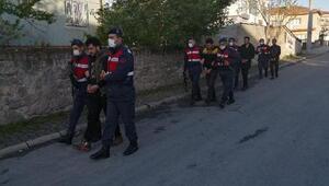 Kayseride El Nusra operasyonu: 7 gözaltı