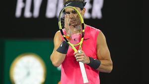 Rafael Nadal: 2020 yılında bir turnuva olmayacak