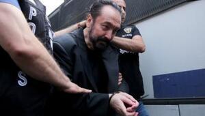 Adnan Oktarın tutukluluğunun devamına karar verildi