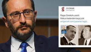 Son dakika... İletişim Başkanı Fahrettin Altundan skandal ifadelere suç duyurusu