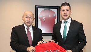 2. ve 3. Lig Kulüpler Birliği Başkanı Volkan Can: TFF idarecilerinin yerinde olmak istemezdim