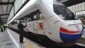 Ankara-Sivas YHT hattında tünelin sonu göründü