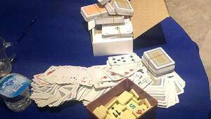 Alanyada kumar oynayan 28 kişiye 99 bin 225 TL ceza