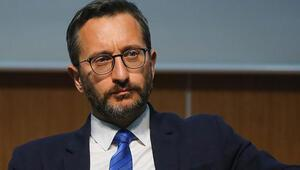 Fahrettin Altun dış basına tepki Türkiye düşmanlığının dışa vurumu
