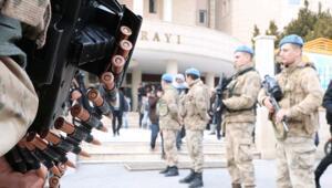 Şanlıurfadaki silah kaçakçılığı operasyonunda 11 tutuklama