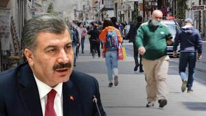 Bakan Koca tepki göstermişti... İstiklal Caddesinde yine aynı manzara...