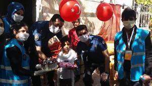 Vefa ekibinden Ramazana doğum günü sürprizi