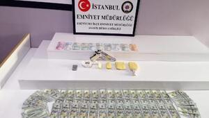Esenyurtta uyuşturucu operasyonu; 5 gözaltı