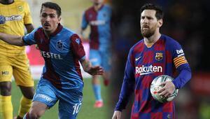 Abdülkadir Ömürden Lionel Messi itirafı