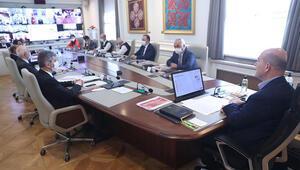 Bakan Soylu başkanlığında Marmara Bölgesi Emniyet ve Asayiş Toplantısı yapıldı