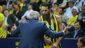 Fenerbahçe Bekonun yıldızı Datome: Türkiye ile gurur duyuyorum