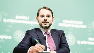Hazine ve Maliye Bakanı Albayrak uluslararası yatırımcılarla görüştü.. 'Rezervler fazlasıyla yeterli'