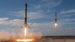 SpaceXin personel taşıyıcı mekiği Starshipin ilk ateşleme testi yapıldı