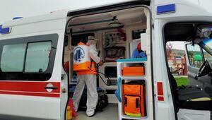 Hastanelerle güçlü dayanışma