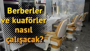 Berber, güzellik salonu ve kuaförler nasıl çalışacak İşte 11 Mayısta hayata geçecek çalışma sistemi