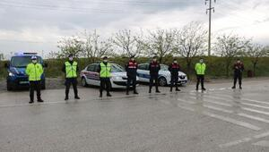 Jandarma ve polisten ortak denetim