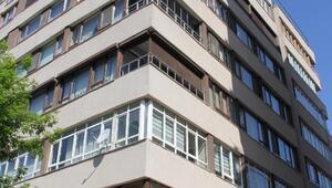 Kayseride 7 katlı apartmanda koronavirüs karantinası kaldırıldı