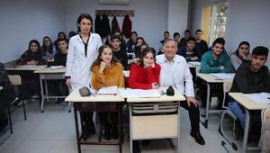 Seyhandan YKS öğrencilerine destek eğitimi