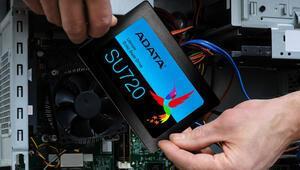 ADATA 1 TB kapasiteli Ultimate SU720 SSD modelini duyurdu