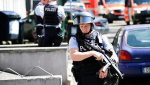 Almanya'da doktora silahlı saldırı