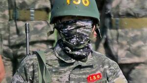 Tottenhamın askere gönderdiği Heung-Min Sonun ordudaki fotoğrafları sızdı