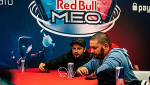 Red Bull M.E.O.'da final zamanı