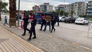 9 yıldır 15 suçtan aranıyordu Suç makinesi İzmirde yakalandı