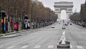 Fransada corona virüsten can kaybı 25 bin 987ye yükseldi