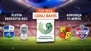 Belarus Liginde 8. maç haftasını açıyoruz Günün iddaa bankosu...