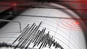 İran'ın başkenti Tahran'da 5.1 büyüklüğünde deprem