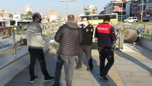 Üsküdar-Çekmeköy metro hattında seferlerde aksama