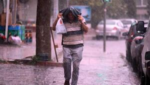 Doğu Karadenizde kuvvetli yağış uyarısı