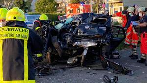 Hemzemin geçitte kaza: 1 ölü, 2 yaralı