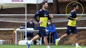 Fenerbahçede aylar sonra Alper Potuk sürprizi