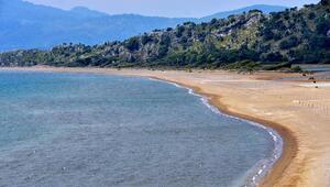 Avrupanın en temiz plajlarından ikisi Muğlada