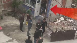 Arnavutköyde taciz iddiası mahalleyi karıştırdı