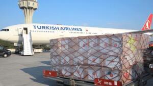 Türkiyeden Ukraynaya tıbbı malzeme yardımı