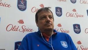 Ergin Ataman: THY Euroleaguede 8li final oynanırsa...