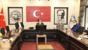 Talasta tarihe uygun projeler için toplantılar gerçekleştiriliyor
