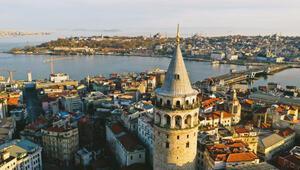 Drone gözünden İstanbul nasıl görünüyor