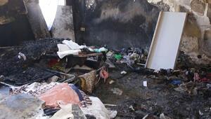 Viyana Büyükelçisi Ceyhun'dan evi yanan Uçar ailesine ziyaret