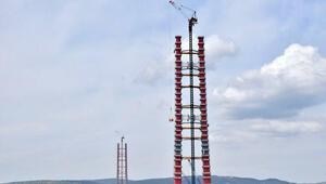 Dünyanın en uzunu Dev projede son durum görüntülendi