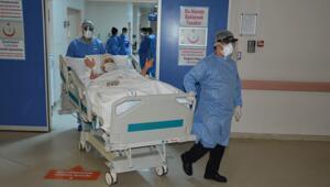 Malatya Eğitim ve Araştırma Hastanesinin yoğun bakımında Kovid-19 hastası kalmadı