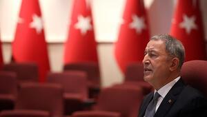 Bakan Akar, yeni fişek hattının açılışını yaptı