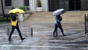 Hafta sonu hava nasıl olacak Hangi illere yağmur yağacak (9-10 Mayıs hava durumu)