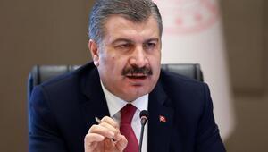 Sağlık Bakanı Koca son durumu açıkladı İyileşen sayısı 90 bine yaklaştı