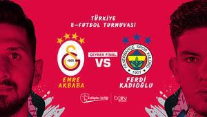 Galatasaray ile Fenerbahçe rakip oldu