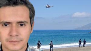 Denize gireceğim deyip kaybolan doktor, her yerde aranıyor